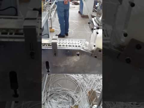 lollipop stick conveyer from Nanjing Saiyi Technology Co.,Ltd