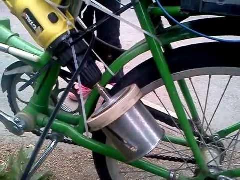 Как сделать электровелосипед своими руками из подручных материалов
