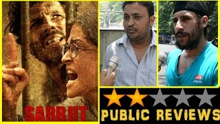 SARABJIT full movie | First Day First Show Public Review | Bollywood Umpire