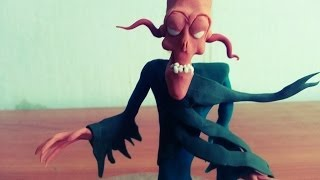 Courage the cowardly dog - King Ramses