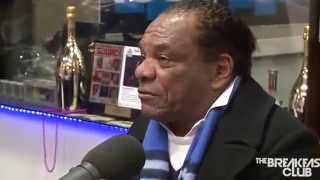 John Witherspoon Interview at The Breakfast Club Power 105.1 (02/20/2015)