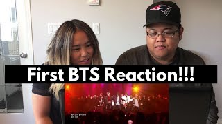 [Kpop] 방탄소년단 BTS NOT Today LIVE COUPLES REACTION!!! I'm joining the ARMY?!?! (First BTS REACTION!)