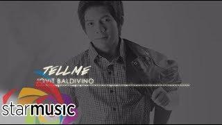 Jovit Baldivino - Tell Me (Official Lyric Video) | OPM's Greatest, Vol. 1