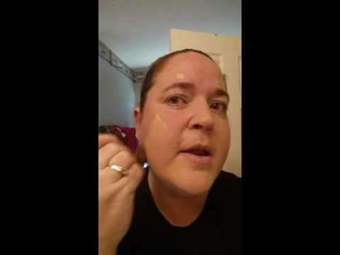 Younique covers vitiligo Tanya George