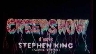 CREEPSHOW Teaser 1982 VF Bande Annonce