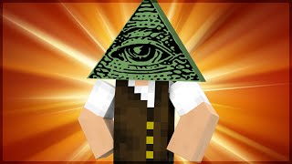 Minecraft: COMO SER ILLUMINATI! (BUILD BATTLE)