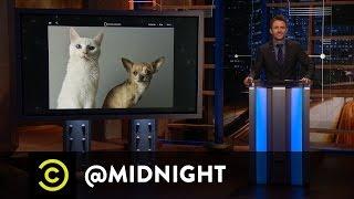 Speed Debating - @midnight with Chris Hardwick
