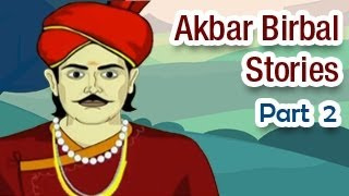 Akbar Birbal English Animated Story - Part 2/5