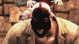 Mortal Kombat X - Jason/Torr Mesh Swap Intro, X Ray, Victory Pose, Fatalities and Brutality