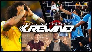 REACTING TO INSANE WORLD CUP GAMES! - FIFA REWIND WITH CHU BOI (MATCH FOOTAGE)