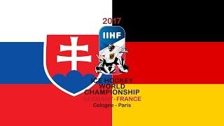 Slovakia - Germany | Highlights | 2017 IIHF World Championship