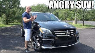 5 reasons why you NEED this 518HP SUV! Mercedes ML/GLE63 AMG