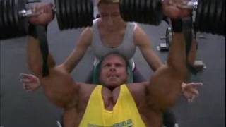 Jay Cutler - New, Improved and beyond   1/3