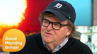 Michael Moore Has Asked Tom Hanks to Run for President Twice | Good Morning Britain