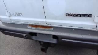 GovDeals: 26333/ 2002 Dodge Ram Van 3500 LWB