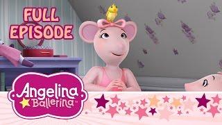♫ 🐦  Angelina Ballerina ♫ 🐦  Angelina, The Pet Sitter (FULL EPISODE)