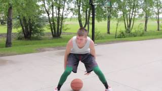 How to Get Handles Like Kyrie Irving! Basketball Ball-handling/Dribbling Drills!