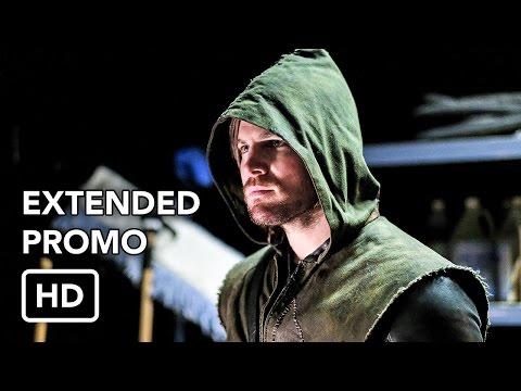 Arrow 5x17 Extended Promo Kapiushon HD Season 5 Episode 17 Extended Promo
