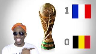 France  1-0  Belgium Post Match Analysis | World Cup 2018 Semi Final