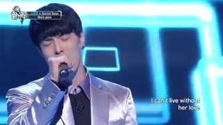 273 Blue Game - Chàng trai gây xôn xao Hàn Quốc bởi những nốt cao siêu đẹp khi cover She's gone
