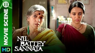 Swara Bhaskar goes back to school | Nil Battey Sannata
