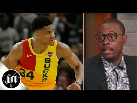Giannis will develop respectable jumper soon and that s scary Paul Pierce The Jump