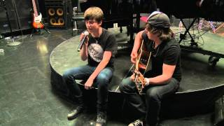 Greyson Chance Covers Adele's