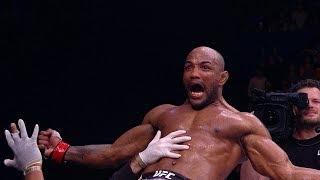 UFC 221: Fight Motion