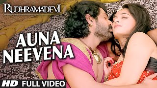 AUNA NEEVENA Full Video Song ||