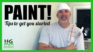 Interior Painting: A Beginner's Guide. | Tom Hess