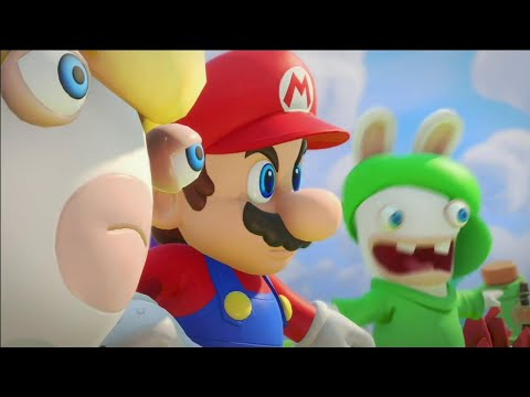 Xxx Mp4 Mario Rabbids Is Like X Com Our Hands On Impression IGN Access 3gp Sex