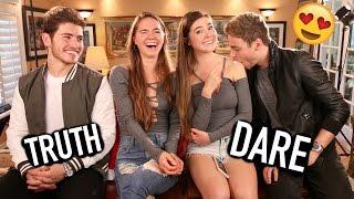 DIRTY Truth Or Dare ft Gregg Sulkin & Cameron Fuller