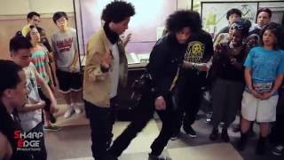 Les Twins Dance Highlights - Battle Circle | World Of Dance New York 2011 | Sharp Edge Events