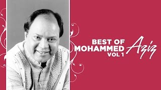 Best Of Mohammed Aziz - Vol .01 - Super HIts Hindi Songs (Audio) Jukebox