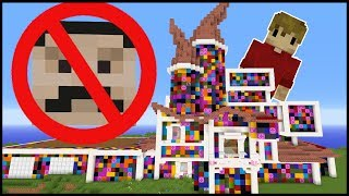 I made a Mumbo Proof House in Minecraft