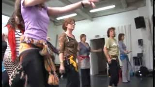 Cours de Danse Kabyle avec Sherazade - (Paris/France)