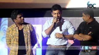 Surya Sings Anjaan 'Ek Do Teen' Song Onstage  Singam hero singing Fulloncinema