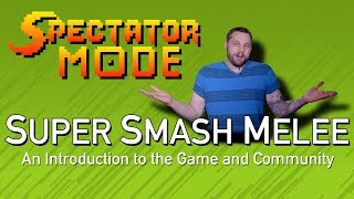 Spectator Mode Ep03 - Super Smash Melee