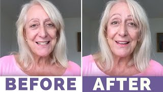 My 4-Minute Makeup Routine for Older Women - Plus My Top 10 Products