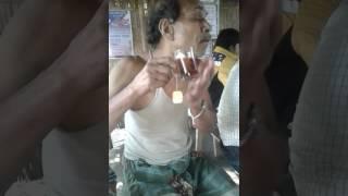 banglar cha khor style