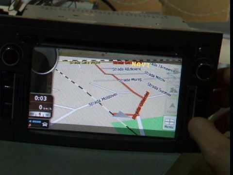Sistem de navigatie Opel Astra H TTi 6504