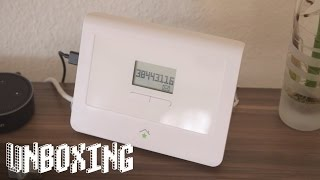 Innogy Smarthome Starter Paket Energie - Unboxing