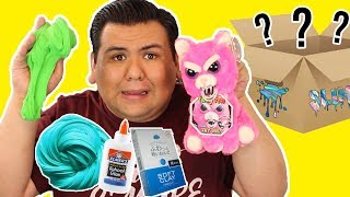 MYSTERY SLIME PACKAGE!!! 😱💦