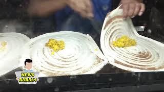 ভারতীয় খাবারে ভরপুর ঢাকার মিরপুর, সন্ধ্যা হলেই মানুষের ভীর Mirpur Street Food