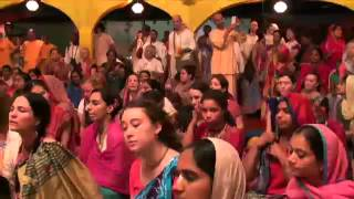 ILS Kirtan Mela - Bhakti Caru Swami at ISKCON Mayapur on 2016-02-28