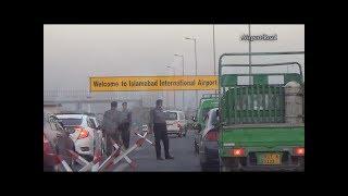 Way to New Islamabad international Airport From Rawalpindi