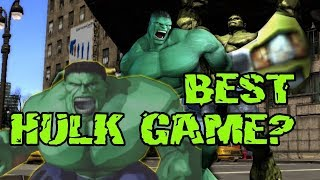 HULK GAMES RETROSPECTIVE -  Part 1