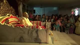20160713 ISKCON's 50th Anniversary - Srila Prabhupada's Guru Puja in Mayapur.