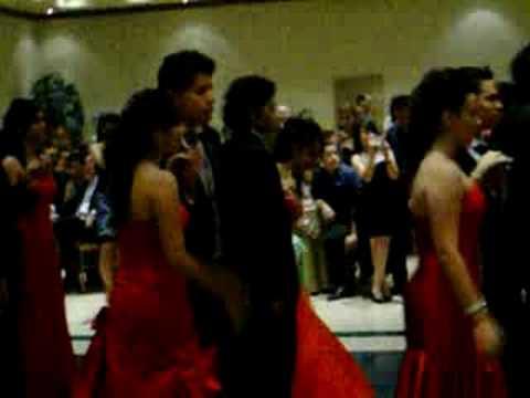Vals graduación Preparatoria Iberoamericana 2005 2008