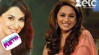 Madhuri Dixit-Nene dazzles the sets of DID Super Moms